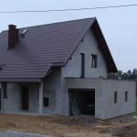 Budynek mieszkalny jednorodzinny - Kolonia Ostrowicka