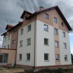 Budynki mieszkalne wielorodzinne - Gniew